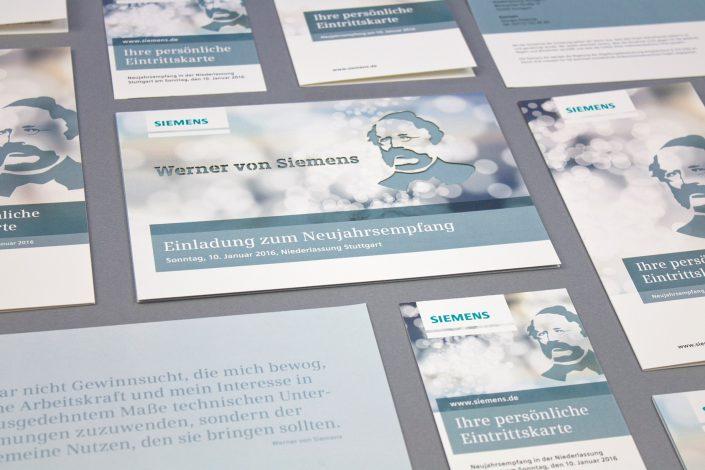Siemens Neujahrsempfang 2016, alle Bestandteile