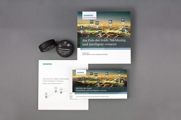Siemens Mobility Forum mit allen Bestandteilen
