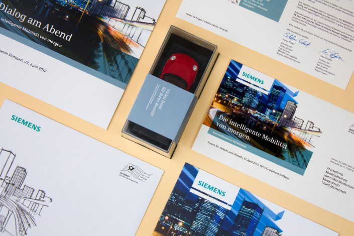 Einladungsmailing Siemens Mobility Forum
