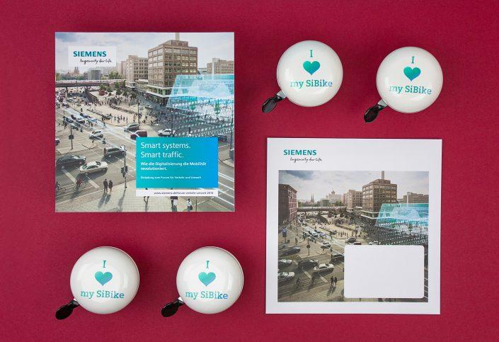 Konzept für Siemens: Forum für Verkehr und Umwelt