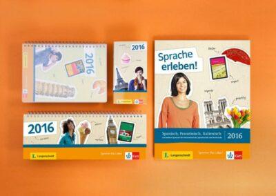"""Ernst Klett Sprachen GmbH: Kampagne """"Sprache erleben"""""""
