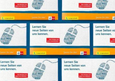 Ernst Klett Sprachen GmbH: Mailing Relaunch Website