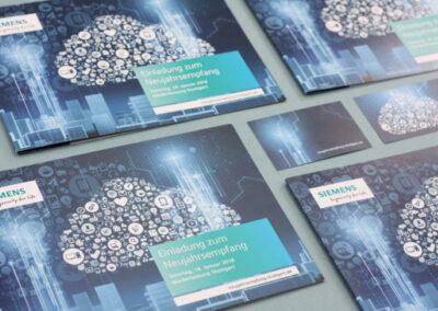 Siemens AG: Neujahrsempfang 2018