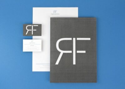 RF Bau-Projektmanagement: Markenrelaunch