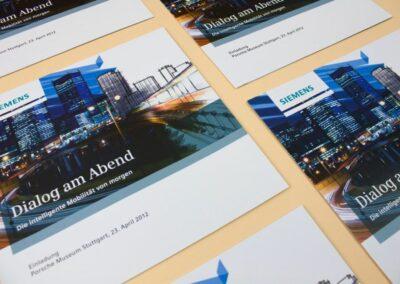 """Siemens AG: Kampagne """"Mobilität von morgen"""""""
