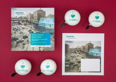 Siemens AG: Einladungskonzept Forum für Verkehr und Umwelt
