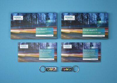 Siemens AG: Mailing SITRAFFIC ONE