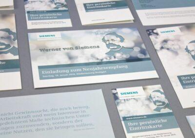 Siemens AG: Neujahrsempfang 2016